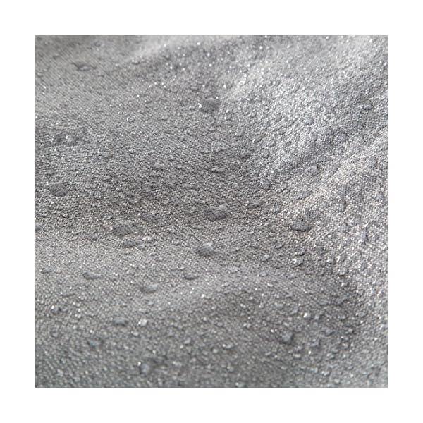 Ultranatura Copertura Protettiva in Tessuto per Parasolari da Spiaggia, Grigio (Grau), 12/22 x 120 cm 4 spesavip