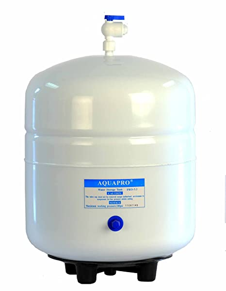 Purenex PA-E 3-2GT-BV 3 2-Gallon Storage Tank with Ball Valve