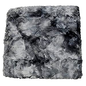 Chanasya Faux Fur Bed Blanket - Super Soft Fuzzy Light Weight Luxurious Cozy Warm Fluffy hypoallergenic Fleece Blanket for Bed Couch Sofa Chair (Machine Washable) by PurchaseCorner