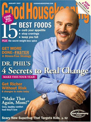 Good Housekeeping: Amazon.com: Magazines