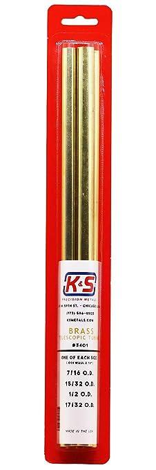 "Ringwood Precision Brass Round Bar Size-1 1//2/"" x 100mm long"