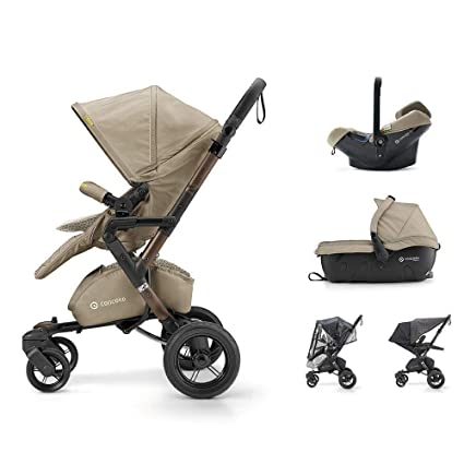 Concord - Coche de paseo trío neo travel set beige: Amazon ...