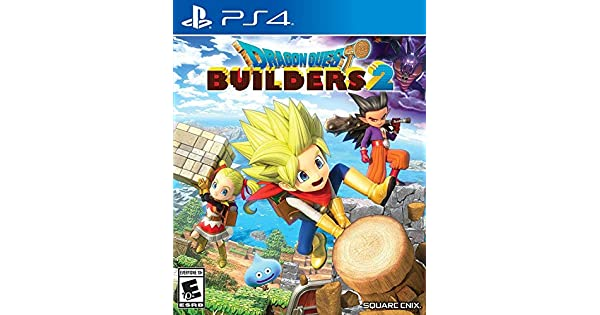 Amazon com: Dragon Quest Builders 2 - PlayStation 4: Square Enix LLC