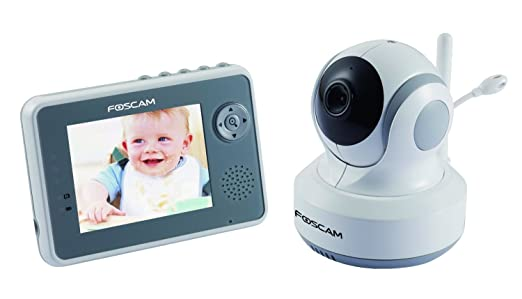 top rated video baby monitors