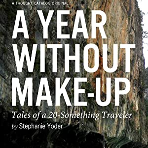 A Year Without Make-Up Audiobook