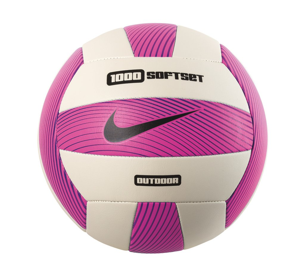 Nike Adultos 1000 Soft Set Voleibol, Hyper Pink/White/Hyper Grape ...