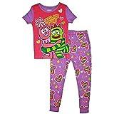 Yo Gabba Gabba Toddler Boy Short Sleeve Pajamas Brobee New 3T Nick Jr
