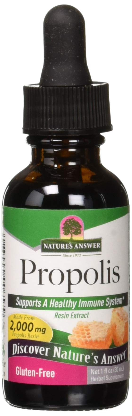 Nature's Answer Propolis Resin Alcohol Free - 1 fl oz