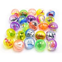 Crazy-Store Novelty Cute Mini Surprise Egg Cartoon Dolls Capsule Toys for Kids (10pcs)