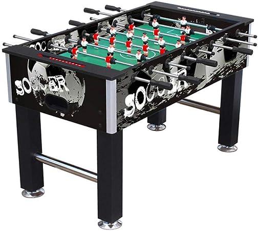 MJ-Games Mesa de futbolín Fútbol Juego Sala de Juegos Multijugador Competencia Arcade de fútbol para Sala de Juegos de Interior Deporte: Amazon.es: Hogar