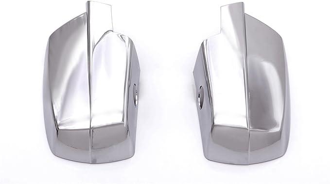 Auto Ventshade AVS 685413 Chrome Door Handle Covers for Silverado//Sierra 1500