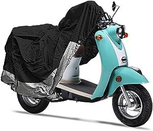 NEH superior Travel polvo de moto ciclomotor Cover Covers: Fits hasta longitud 80