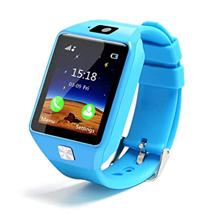 Amazon.com: Smart Watch 1.56 Inch GPS Children Touch Screen ...