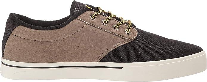 Etnies Jameson 2 Eco Sneakers Skateboardschuhe Schwarz/Olivbraun