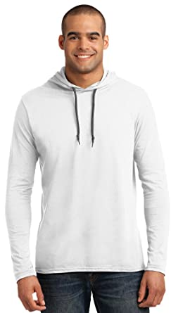 68044f49b Anvil Men's Lightweight Long-Sleeve T-Shirt at Amazon Men's Clothing store: