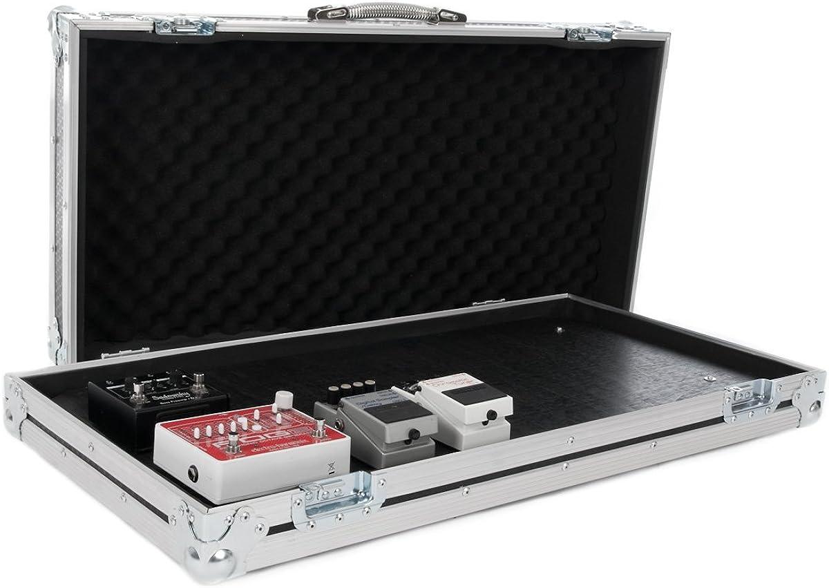 NSP gb03 Pedalera para guitarra en maletín Práctico: Amazon.es ...