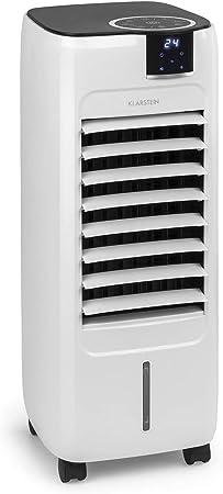 Klarstein Sonnendeck - Enfriador de aire, 3 en 1, Ventilador ...