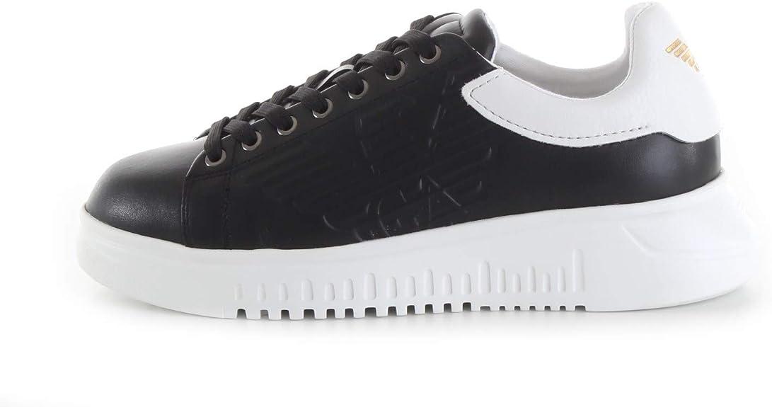 Emporio Armani Men's Shoes Leather
