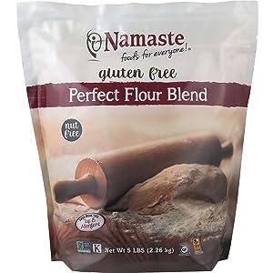 Namaste Foods Perfect Flour Blend, 5 Pound - Gluten-Free Flour Blend