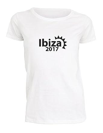6fca75b6 Personalised Ibiza Sun Girls On Tour White T-Shirts Holiday Hen Party Tee  Ibiza: Amazon.co.uk: Clothing