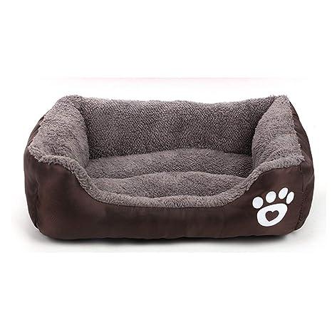 Smoro Pata Mascota sofá Camas para Perros Fondo Impermeable ...