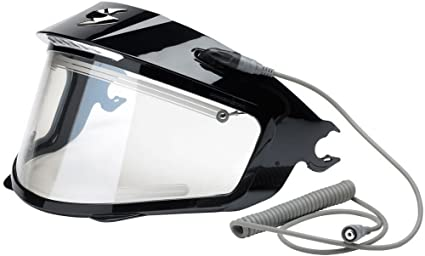 b680c8e3 Image Unavailable. Image not available for. Color: Scorpion Face Shield EXO-900  Electric On-Road Motorcycle Helmet Accessories ...