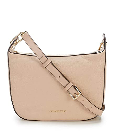 28151c04941b Amazon.com  Michael Kors Barlow Medium Messenger Bag - Oyster  Shoes
