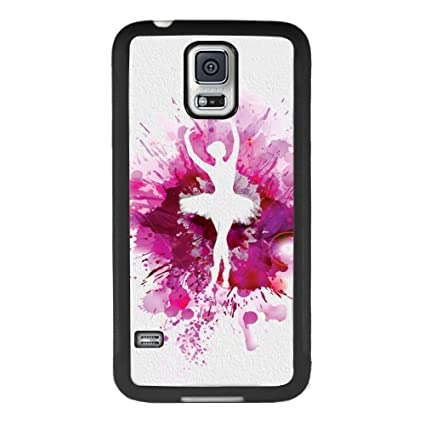 Amazon.com: Airando Black Anti-Slippery Ballet Dancer Design ...
