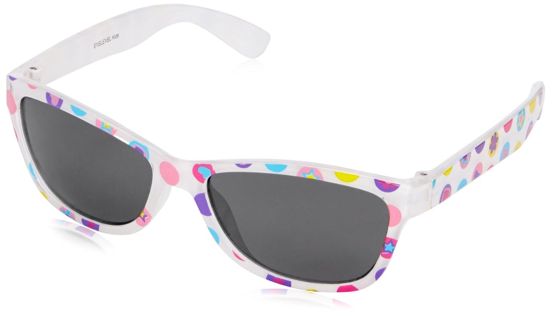 EYELEVEL Girls Matilda Sunglasses (White/Grey) One Size