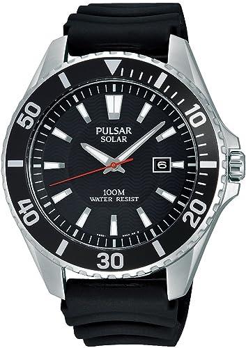 Reloj Pulsar Solar PX3037