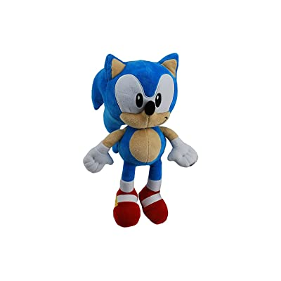 Sonic The Hedgehog 28cm Soft Toy Genuine Licensed: Toys & Games