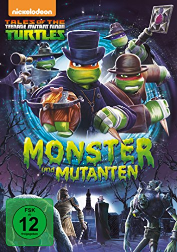 Tales of the Teenage Mutant Ninja Turtles: Monster und Mutanten