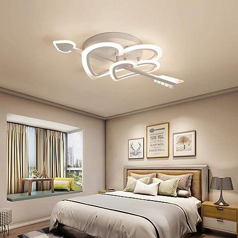 Cupido design moderno lampadario a led per soggiorno camera ...