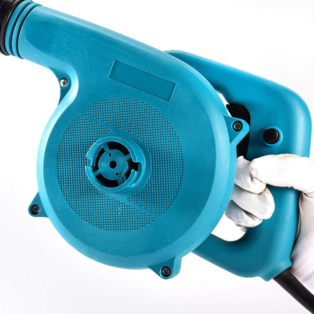 PRENKIN 500W Portable Multi-Tools Electric Air Blower Handheld Garden Leaf Collector Car Computer Cleaner EU Plug