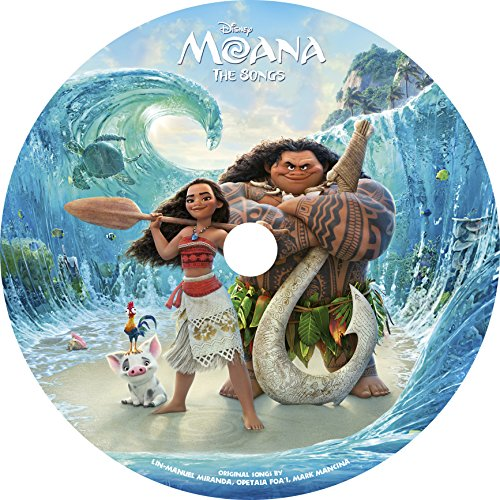 Moana (Original Motion Picture Soundtrack) [LP]