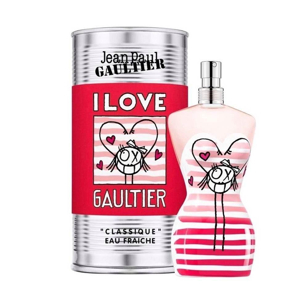 Jean Paul Gaultier ; Les femmes de Jean Paul Gaultier, Eau de Toilette, Donna, 100 ml Jean Paul Gaultier Italy Classique 1JG2702_-100ml