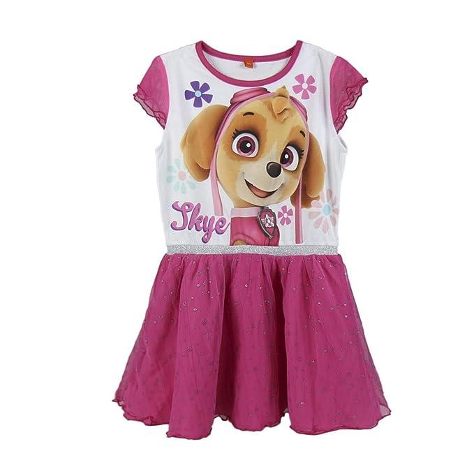 Pijama Patrulla Canina Skye Fantasía (3)