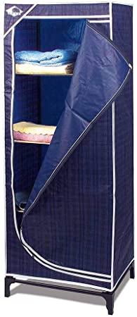 Hosa - Armario de Camping Desmontable PVC C 4 Estantes 4 ...