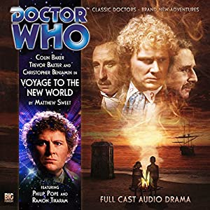 Doctor Who - Voyage to the New World Audiobook