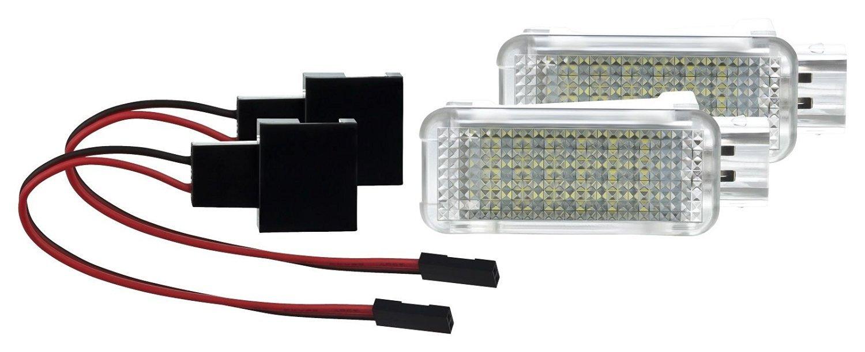 2 X Modulo LED Smd Illuminazione Vano Piedi AutoLight24