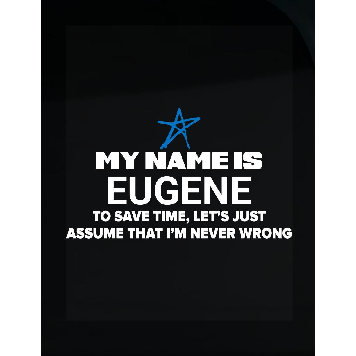 What is the name of Eugene