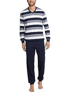 Schiesser Anzug Lang Pijama para Hombre: Amazon.es: Ropa y accesorios
