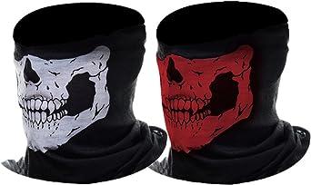 masque tête de mort 12