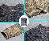 BYCR Boys' Fashion Warm Pullover Crew Neck