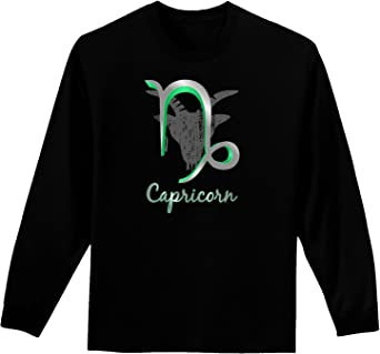 Proud to Be an Capricorn Tee Shirt Design Long Sleeve Shirt