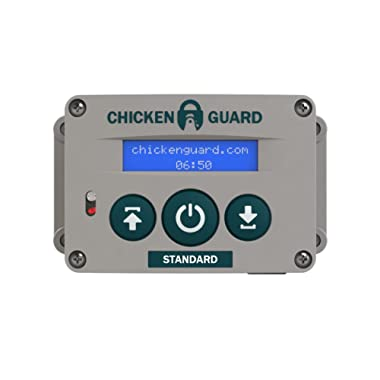 ChickenGuard Automatic Chicken Coop Door Opener | Chicken Coop Accessories
