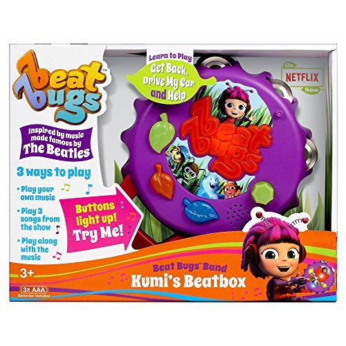 Kumis Beat Box - Beat Bugs Band by HiJinx