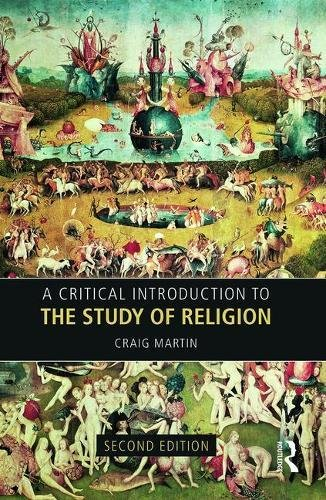 an introduction to the analysis of a religion Religious studies courses for fall semester 2018 rel st 1100— intro to religion (3) engages students in reflection on the religious questions.