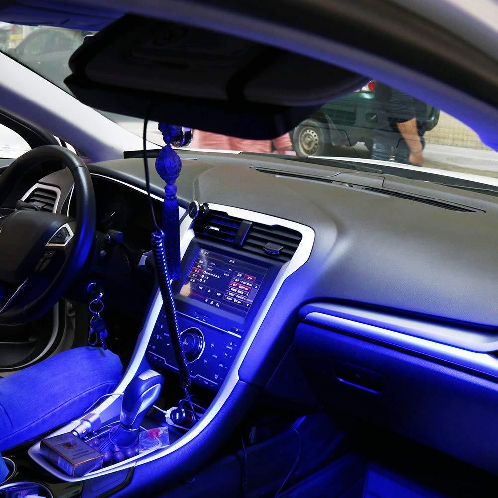 Lampe dAvertissement Flash Led Feu Pare-Soleil Auto lampe durgence 12V pour V/éhicule Camion vert Lumi/ère Stroboscopique de Voiture Diff/érentes Couleurs au Choix