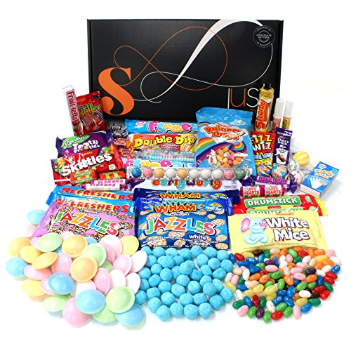 The Best Ever Retro Sweets MEGA Treasure Box (The Original Sweet Shop in a - Uk Designers Shop